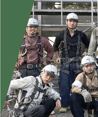 上野架設工業の人材募集