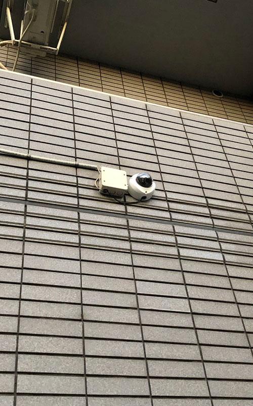 邦徳建設株式会社の現場のセキリティ