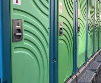 仮設トイレの設置・リース